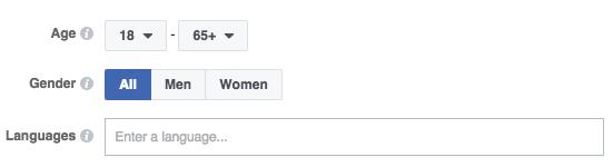 Таргетиране във Facebook
