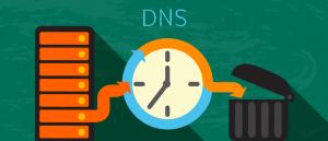 DNS кеш и времето за актуалност на всеки един DNS запис в него