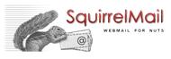 Лого на уебмейл клиента SquirrelMail.