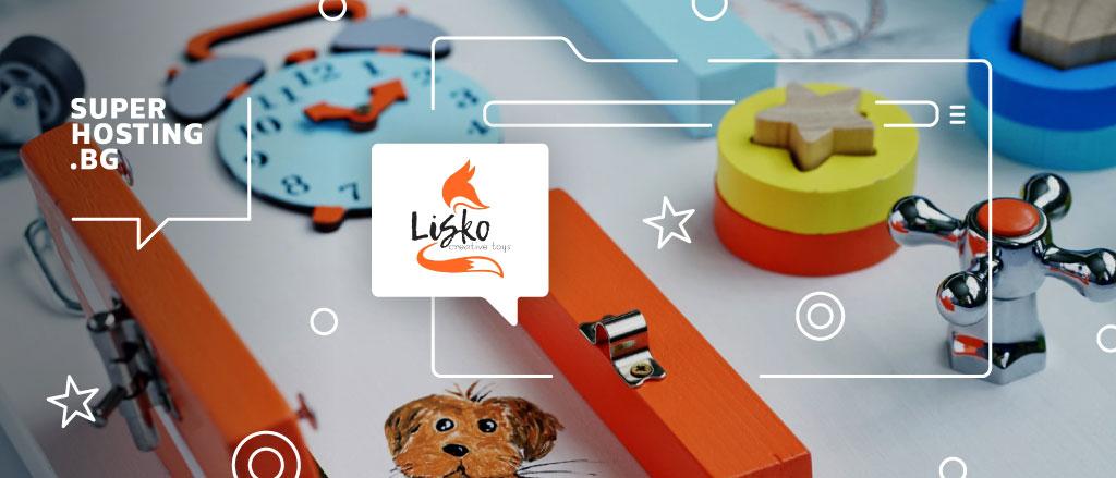 Роси от liskotoys.com и нейните бизиборд продукти