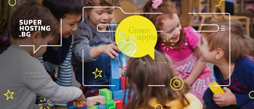 Дигиталното приключение на Green Apple