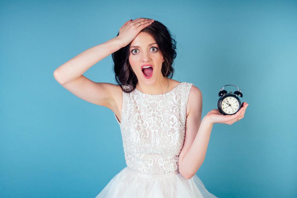 Със собствен сватбен сайт обявявате лесно и бързо промени в последния момент