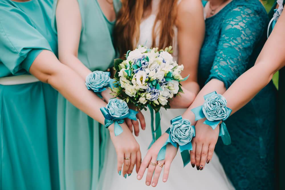 Чрез сватбен сайт организирате сватбата си перфектно