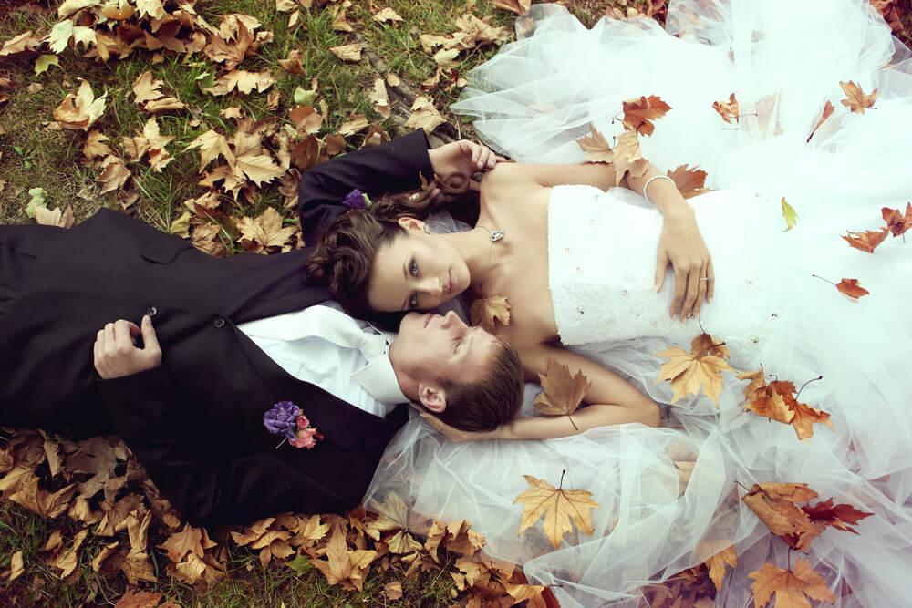Сватбен сайт с много снимки и емоция